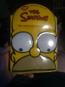 The Simpsons - Season 6 (DVD, 2005, 4-Disc Set, Bilingual version)