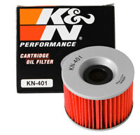 KN-401 K&N OIL FILTER; POWERSPORTS (KN Powersports Oil Filters)
