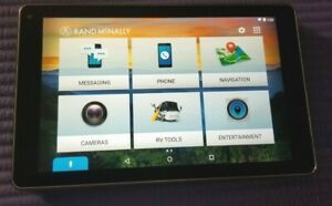 Rand Mcnally Overdryve 7 Rv GPS Tablet With Built-in Dash Cam (Tablet only)