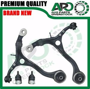 Front Lower Left Right Control Arms Ball Joint Honda Accord CP Euro CU 2008-2012