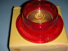 1963  CHEVY BELAIR, BISCAYNE TAIL LIGHT  GO BRITE LENS  NEW IN BOX