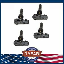 (4) NEW OEM Genuine Ford Motorcraft Tire Pressure Sensors TPMS12 DE8T-1A180-AA