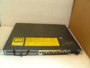 Cisco 7301 AC Power Gigabit Wired Router 128 FLASH
