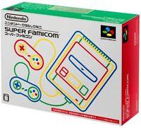 New Nintendo Super Famicom Classic Mini Japanese AC  SNES SFC Console