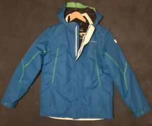 Dare 2 B Blue Unisex Winter Coat. Age 13 - 14 Years. Pre-Owned