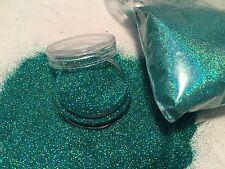Ultra sottile Micro Glitter Turqoise 0,1 mm 5gms per POT