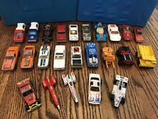 23 Vintage Hot Wheels 1970s Diecast Cars, Trucks, Race Cars Kidco Matchbox