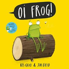 Oi Frog! by Kes Gray (Paperback, 2014)