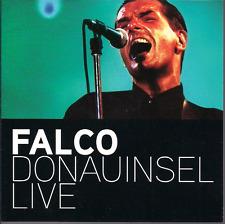 rare pop 80s CD slip FALCO Donauinsel Live DER KOMMISSAR Titanic SOUND OF MUSIK