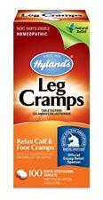 Tabletas Para Calambres En Las Piernas Pies Pantorrillas Hyland's Homeopathic
