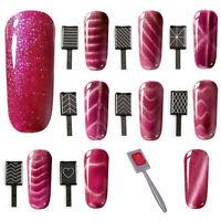 Nail Art Magnet Magnetic Stick Pens for Cat Eye Gel Polish UV LED Manicure Tools