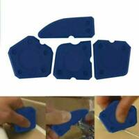 4Pcs Joint Sealant Silicone Grout Caulk Tools Set Kit Remover Scraper Applicator