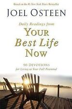 Daily Readings from Your Best Life Now: 90 Devotions for Living at-ExLibrary