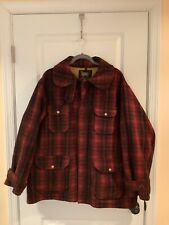 Vintage 1940s-1950s Woolrich Hunting Jacket Size 48