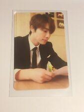 Super Junior Donghae The Beat Goes On Eunhae Official Photocard Card Kpop K-pop
