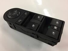 Vauxhall Astra Mk5 CC Convertible window switch 4-way p/n 13228699