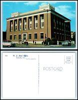 NORTH CAROLINA Postcard - Statesville, Post Office H23