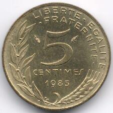 France : 5 Centimes 1983