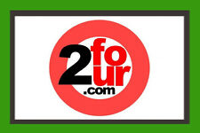 2 FOUR .COM For Sale! PREMIUM DOMAIN NAME! Aged 2006! SUPER BRANDABLE ! 24 NEWS