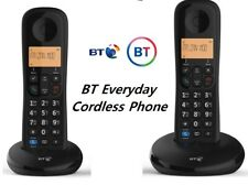 "BT Everyday Digital Cordless phone & Nuisance Call Blocker & Caller ID "" TWIN """