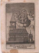 Thiernberg Heilige Frauen Wallfahrt Altes Heiligenbild 5400 Österreich (O-6994