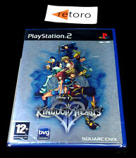 KINGDOM HEARTS Sony PlayStation 2 PAL-España Castellano NEW PS2 NUEVO Precintado