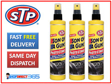 3 x STP Son Of A Gun Car Dashboard Plastic Rubber Leather Shine Protectant 97211