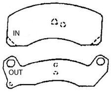 Bendix MKD199 Disc Brake Pad Front
