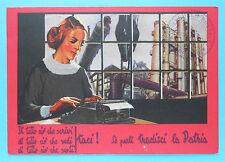 6808) Taci ! - viaggiata 1942 timbro 5° Giornata Italiana del Francobollo Verona