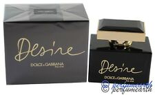 The One Desire by Dolce & Gabbana 2.5oz Eau De Parfum Spray for Women New In Box