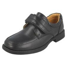 Chaussures habillées noir avec boucle pour garçon de 2 à 16 ans