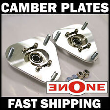 MK1 Adjustable Camber Kit Plates 14-17 Toyota Corolla for Coilover Kit Coilovers