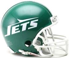 NEW YORK JETS 1978-1989 NFL FOOTBALL RIDDELL THROWBACK MINI Z2B HELMET