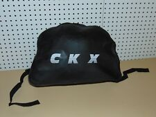 New Kimpex CKX Snowmobile Carry-All Backrest Luggage Leather Bag