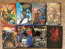 TPB Graphic Novel Lot New 52 Batman Superman Vol 1 2 4 Hardcover Justice League