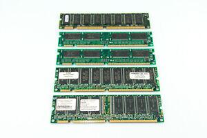 11x RAM Module PC100/133 für Apple G4 (AGP Garphics) 350/Dual 500/Cube/eMac/iMac