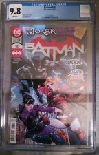 Batman #98 CGC 9.8 Joker War