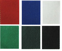 """FELT  100% Acrylic Material Craft Fabric 150cm / 59"""" wide  By the metre"""