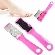 Foot Rasp Care Callus Feet File Hard Dead Skin Safe Remover Exfoliating Pedicure