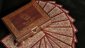Music Box Playing Cards by Collectible Playing Cards - Magic Tricks