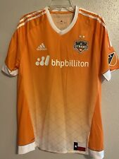 MLS Houston Dynamo #9 Adidas Soccer Jersey New Womens LARGE