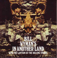 ☆ CD Single The ROLLING STONES - Bill WYMAN  In another land 2-track CARDSLEEVE