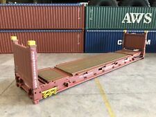 1/50 Scale 40' Flat Rack TRITON