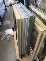 Aluminium Windows - Sliding Window H600 x W900 -  Clear Glass