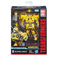 Hasbro Transformers Studio Movie 6 Deluxe Bumblebee Robot Toy Action Figure Toy