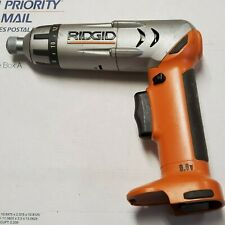 """RIGID R81030 1/4"""" HEX COUPLER SCREWDRIVER BARE TOOL (NO BATTERY OR CHARGER) K2.2"""