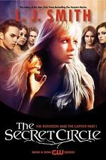 The Secret Circle - The Initiation And The Captive Part 1 by L. J. Smith SC new
