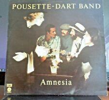 VINTAGE VINYL LIMITED EDITION Amnesi, Pousette-Dart Band FACTORY PROMO SAMPLE!!