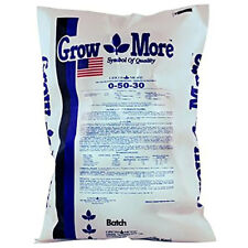 Grow More Cold Water 0-50-30 Soluble Concentrated Plant Fertilizer, 25 Pounds