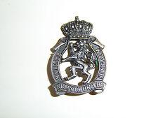 b8817 WW 2 Belgium Army in England Exile badge Belgian Army in United Kingdom